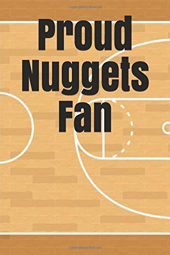Proud Nuggets Fan: An unofficial NBA basketball journal for your everyday needs