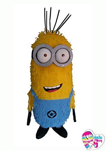 Minion Piñata. Despicable Me Piñata. 3D(Optionaler Stick)