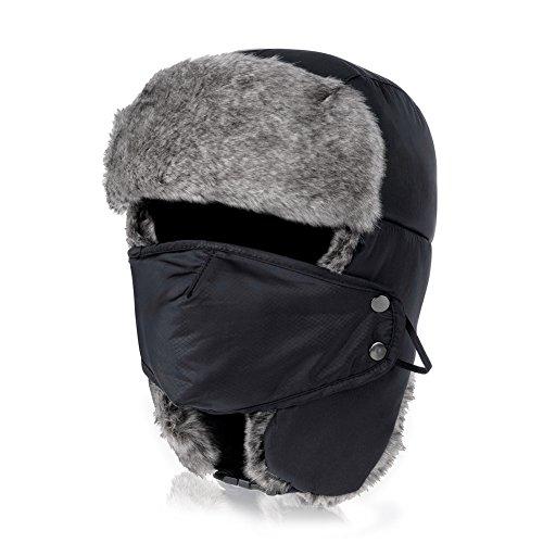 VBIGER Unisex Sombrero Invierno Sombrero