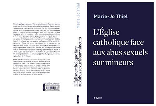 L'Eglise catholique face aux abus sexuels sur mineurs par  Marie-Jo Thiel