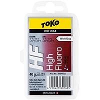Toko HF (Hochfluor) Tribloc Skiwachs