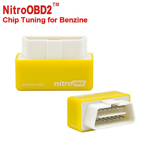 Nitro Gelb V2 Benzin Chiptuning über OBD für alle KFZ Modelle
