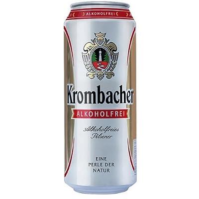 Krombacher Pils Alkoholfrei 24 x 0,5l Dosen (inkl. Pfand)