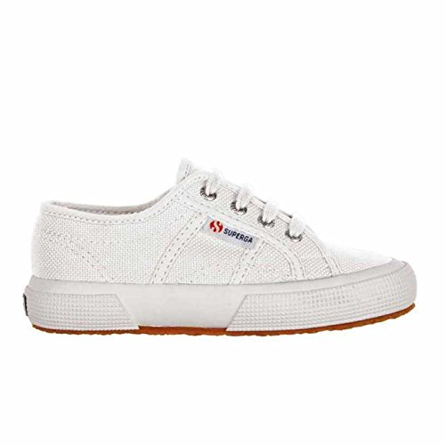 Superga Scarpe Sneaker Unisex Bambini Bianco S0003C0-901