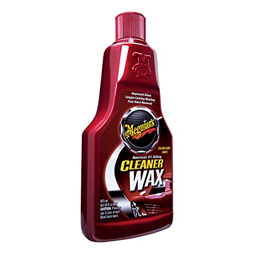 Meguiar's A1216EU Cleaner Wax Autowachs, 473ml