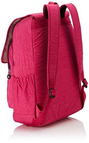 Kipling - HARUKO - Grand sac à dos - Pink Berry C - (Rose)