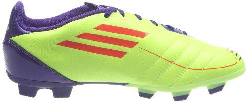 Adidas F5TRX FG, Schuhe Fußball Herren gelb - violett - orange