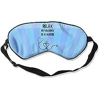 Relax My Mommy Is A Nurse 99% Eyeshade Blinders Sleeping Eye Patch Eye Mask Blindfold For Travel Insomnia Meditation preisvergleich bei billige-tabletten.eu