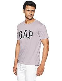 GAP Men's Printed Regular Fit T-Shirt