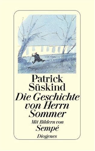 Buchseite und Rezensionen zu 'Die Geschichte von Herrn Sommer' von Patrick Süskind