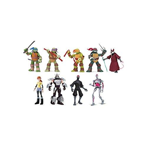 Giochi Preziossi 90500 - Tortugas Ninja figura, 14 cm, 9 modelos (surtido)