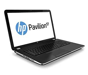 "HP 17-e074sf Ordinateur Portable 17.3 "" 750 Go AMD Radeon HD 8670M Windows 8 Noir, Argent"