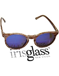 Gafas de Sol Efecto Madera / Cristales de Espejo de Alta Calidad Maxima Proteccion UV 400