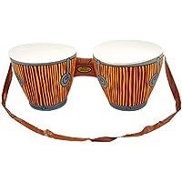Hinchable Bongo Batería Africano Tropical Playa Disfraz Hawaiian Luau