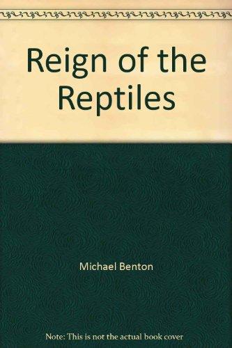 Le règne des reptiles par Benton