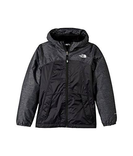 THE NORTH FACE Mädchen Warm Storm Jacke, TNF Black, S (The North Face Mädchen Jacken)
