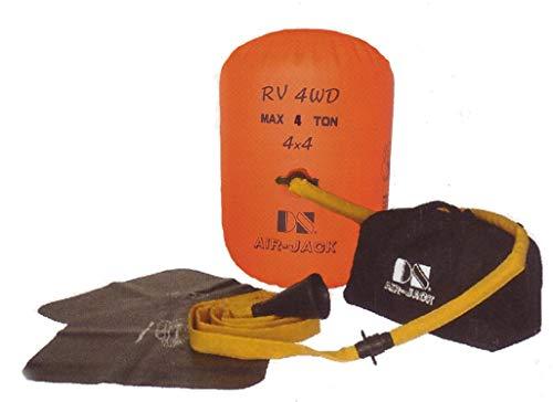 Ballonwagenheber Air Jack 4 Tonnen PKW Geländewagen Pickuop Luftkissenwagenheber