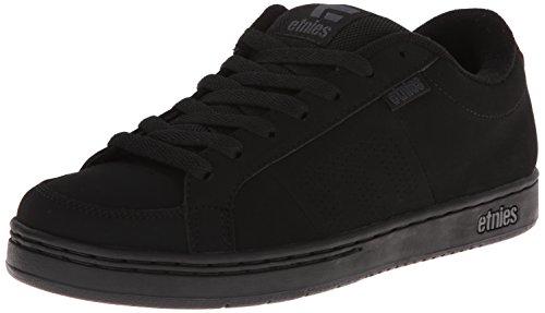 Etnies KINGPIN, Herren Skateboardschuhe, Schwarz (003 , Black/Black), 40 EU