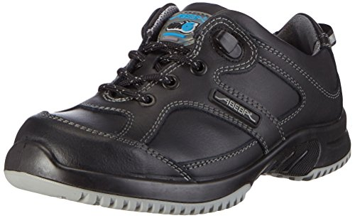 PROTEQSicherheitsschuhe uni6 1741 Slipper S2 Küchengeeignet Stahlkappe - Zapatos de Seguridad Unisex Adulto, Color Negro, Talla 44