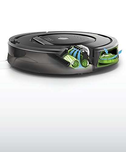 41wrJIgUJbL - iRobot Roomba 871 Vacuum Cleaning Robot, Black
