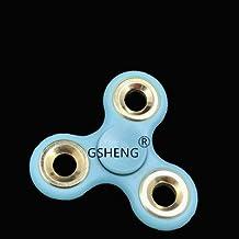 Spinner à haute vitesse Tri-Spinner Fidget Réducteur de stress pour jouet avec roulement Premium Spinner à main Fidget Parfait pour Jouets Triangle Gyro Pocket Cadeau Soulager Votre l'anxiété pour TDAH Enfants Adultes