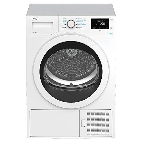 DPH8744W 8kg Load Heat Pump Tumble Dryer - White