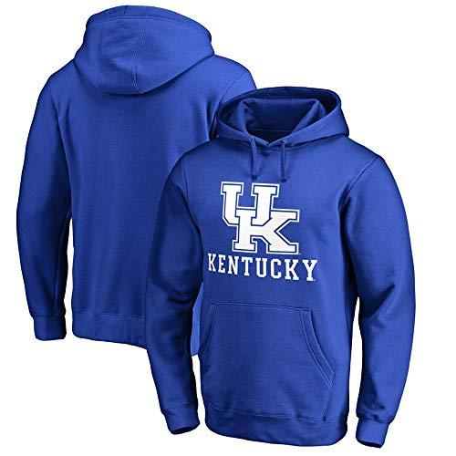Profile Varsity Kentucky Wildcats Herren Big & Tall Team Logo Pullover Hoodie, Herren, rot, 6X