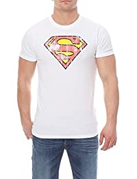 tee-shirt Sublevel Superman Chemise manches courtes 2126A