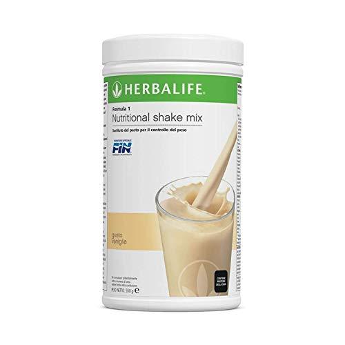 Herbalife Formula 1 Gesunde Mahlzeit Vanille 550 g - Vanille Gesund