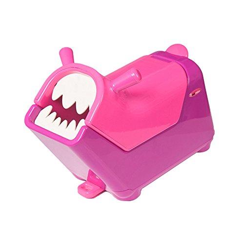 Sumferkyh Mehrzweckkoffer-Spielzeug-Lagerung Kann Nette Box Reiten Koffer (Farbe : Rot)