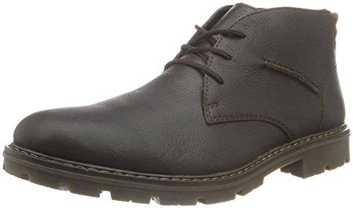 Rieker 32104, Stivali Desert Boots Uomo, Marrone (Kastanie/Cigar / 25), 43 EU