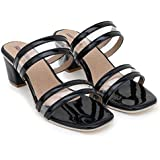 A&Z Dream stylist heel sandals for women and girls size (36) euro