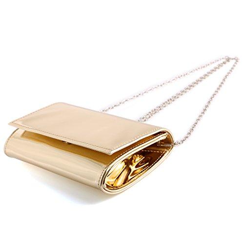 Anladia, Poschette giorno donna Gold
