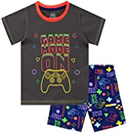 Harry Bear Pijama Corta para niños Videojuegos