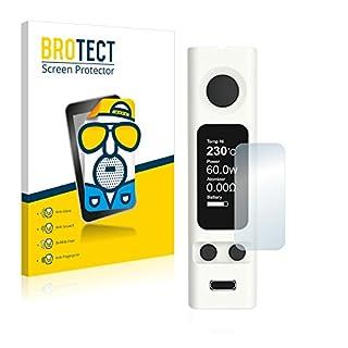 brotect Matte Matte Screen Protecteur joyetech evic vtwo Mini 2PC (s)–Protecteur d'écran (Matte Screen Protecteur, joyetech evic vtwo Mini, Scratch Resistant, Transparent, 2PC (s))