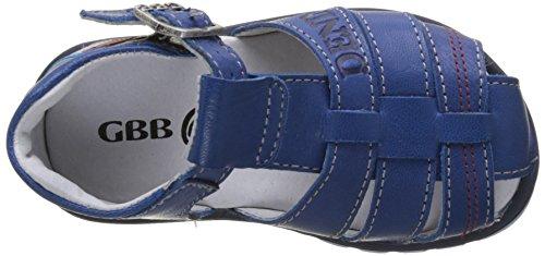 GBB Baby Jungen Pelage Krabbelschuhe Bleu (Vte Bleu Dpf/Kekko)