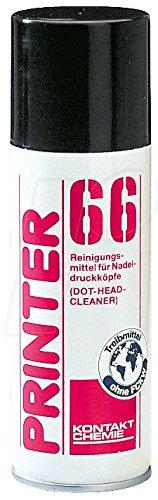 KONTAKT CHEMIE PRINTER 66 Druckerreiniger, 200 ml 73009