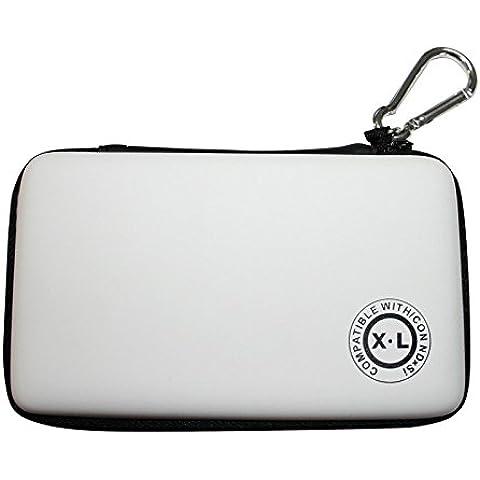 Funda Airfoam para Nintendo DSi XL Blanca