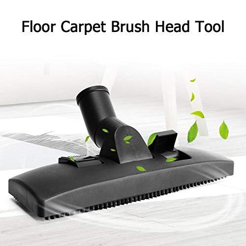 Preisvergleich Produktbild 35mm Teppichboden Werkzeugbürste Befestigung Schwenkkopf Durable Qualität Staubsaugerbürste für Philips / Haier Staubsauger