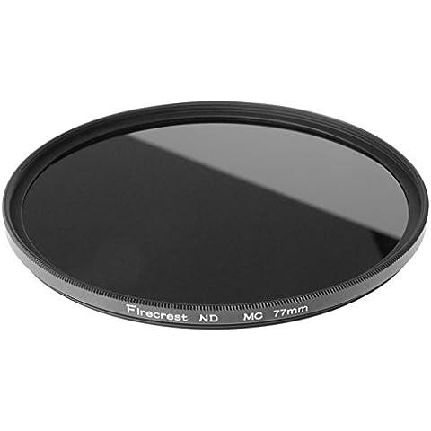 Formatt Hitech - Filtro Firecrest IRND ultra sottile da 72mm a 16 stop, impilabile, con anello da 5,5 mm, a densità neutrale