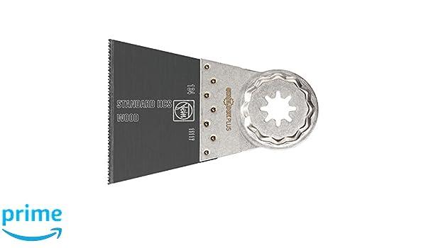 E-Cut Standard-Sägeblatt SLP 50x65 mm Fein 10 Stück Multimaster 63502134240