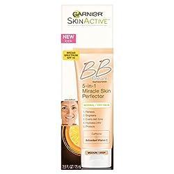 Garnier BB Cream Skin Renew - Medium/Deep, 2.5 FL OZ