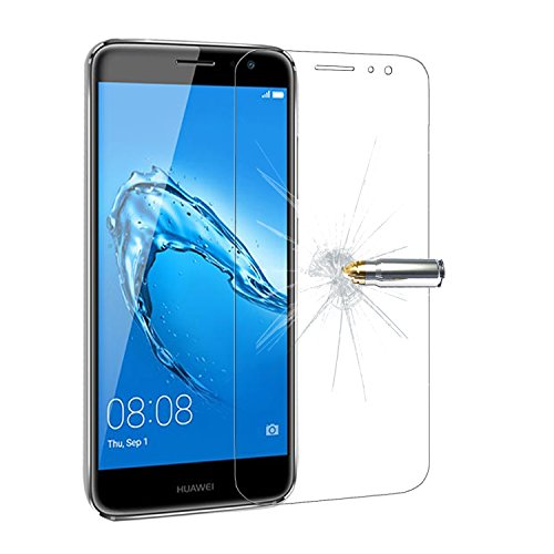 iProtect 2x Screen Protector Tempered Glass Hartglas Schutzfolie für Huawei Nova Plus Display Schutzglas 0,3mm