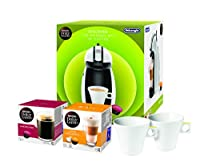 Nescafe Dolce Gusto Bundle Pack, Black/White