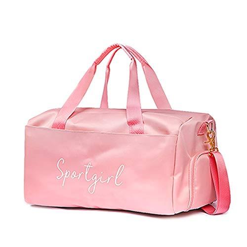 Miles Sail Yoga Fitness Sporttasche Sporttaschen Dry Wet Handtaschen Schwimmen Für Frauen Schuhe Als Reisetraining Wasserdicht Bolsa XA536WA, Pink (Frauen Schuhe Unter Rüstung)
