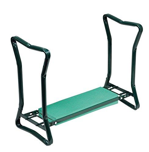 Garten-Kniebank und Sitzbänke zusammenklappbar
