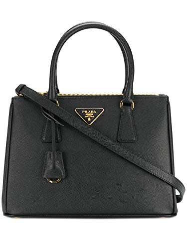 Prada Luxury Fashion Donna 1BA863VOOONZVF0002 Nero Borsa A Mano   Autunno Inverno 19