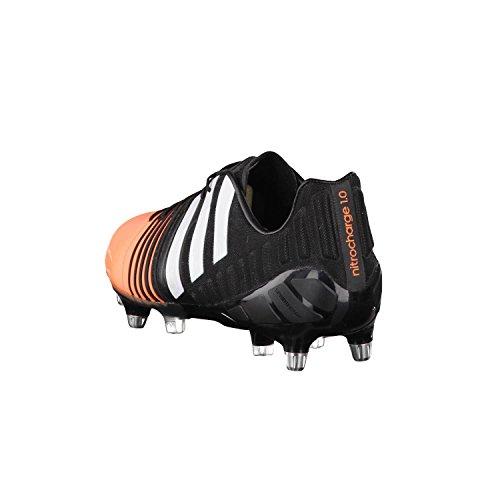 adidas Performance Nitrocharge 1.0 SG Herren Fußballschuhe Black