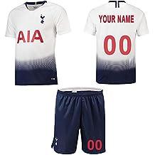 WFhome Camisetas de fútbol Personalizadas del Club de Club de fútbol Tottenham Hotspur Heimatfeld fútbol Personalizadas