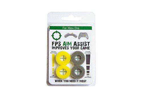 FPS AIM ASSIST Zubehör für Xbox-One-Controller, Gelb